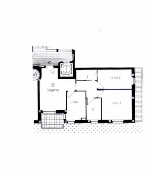 Vendita Appartamento 3 Locali Vignate